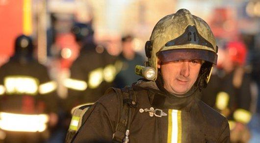 Три ребенка иженщина погибли напожаре вТЦ вКемерово