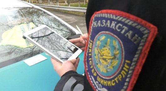 У алматинских полицейских на планшетах появится функция распознавания лиц