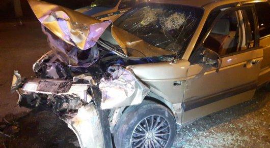 ВБашкирии в VW врезался нетрезвый шофёр наВАЗе