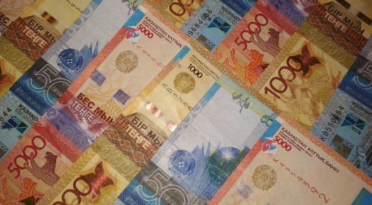 Доллар набирже поднялся встоимости на 4 тенге
