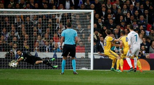 Буффон: все-таки возможно, матч с«Реалом» будет последним для меня вЛЧ