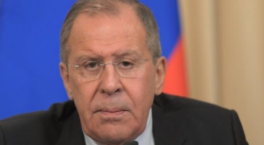 Лавров объявил , что Российская Федерация  теряет доверие кзападным странам