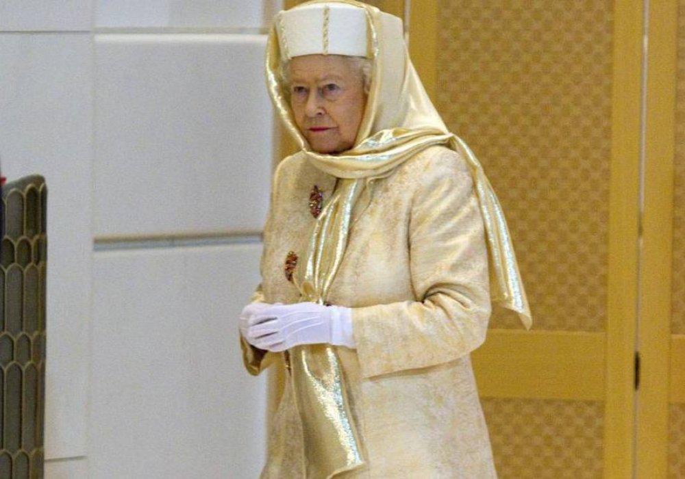 Елизавета II названа возможным прямым потомком пророка Мухаммеда