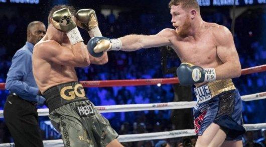 Мексиканский боксёр Альварес дисквалифицирован наполгода занарушение антидопинговых правил