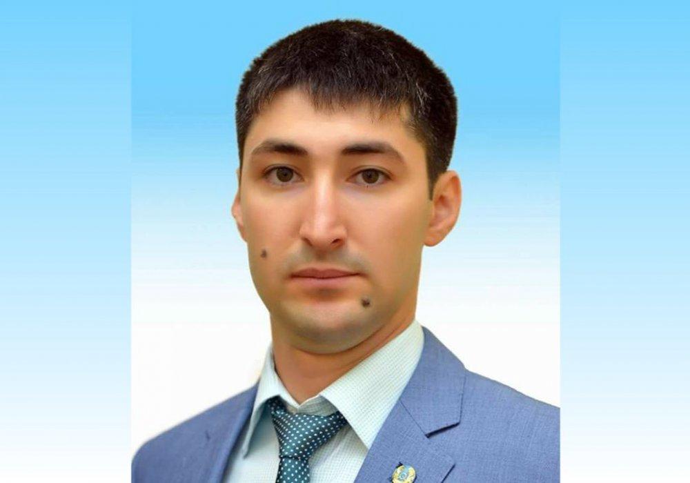 Назначен глава департамента АДГСПК по Актюбинской области
