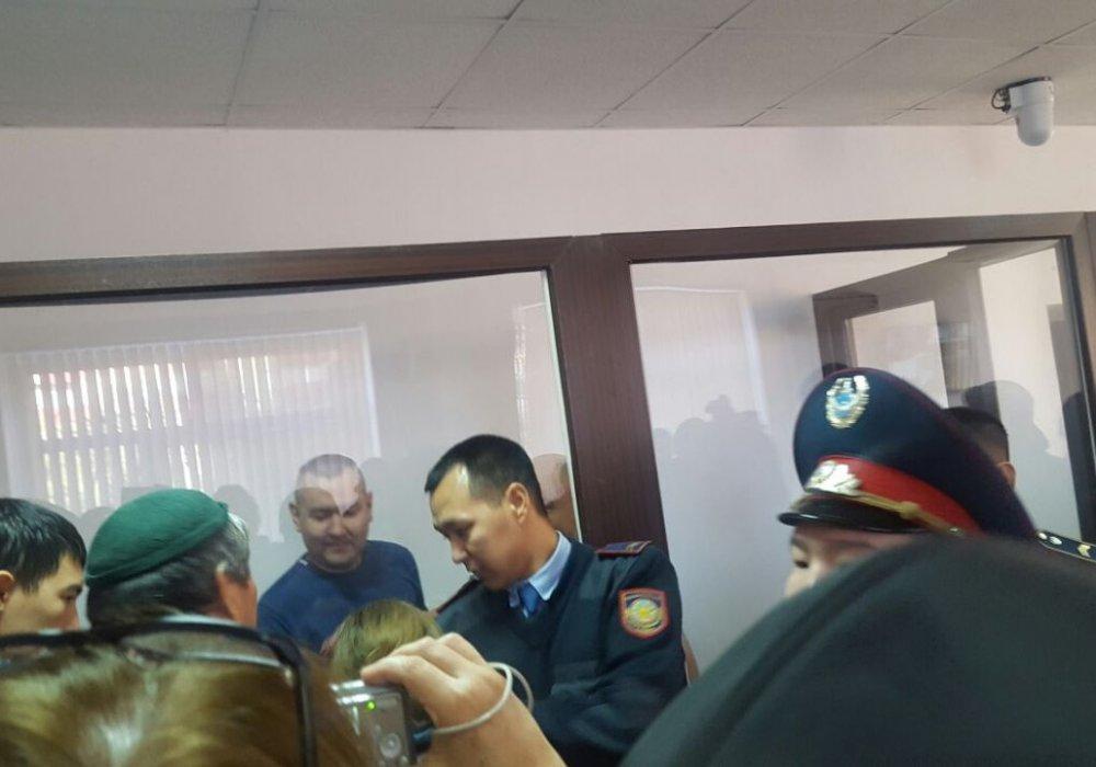 Активиста Талгата Аяна освободили из колонии