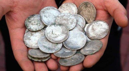 ВГермании обнаружили неповторимый клад эпохи короля Харальда Первого Синезубого