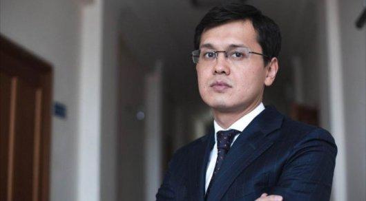 Багдат Мусин снят сдолжности руководителя комитета Генпрокуратуры