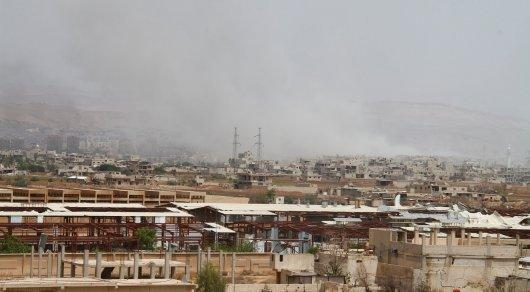 Коалиция США разбомбила сирийскую деревню, погибли восемь человек
