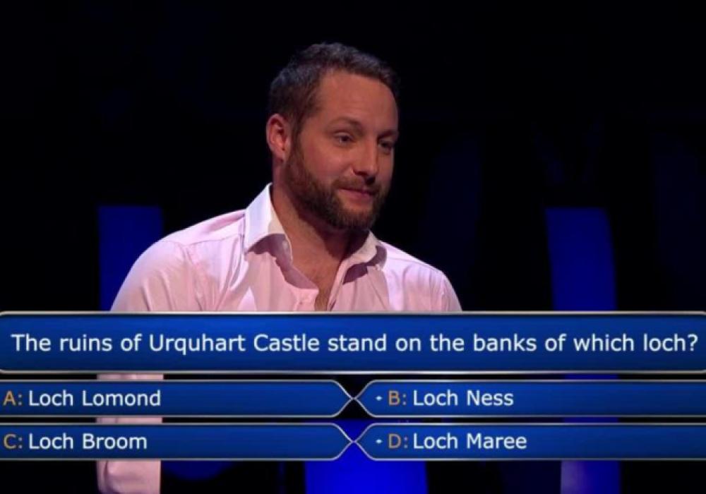 Несказанно повезло свопросом: англичанин одержал победу вшоу «Кто желает стать миллионером?»