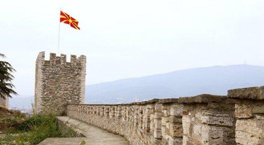 ВГреции сообщили  обизменении наименования  Македонии