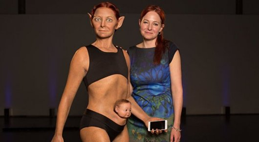 Ученые показали нафото, как будут выглядеть женщины вдальнейшем