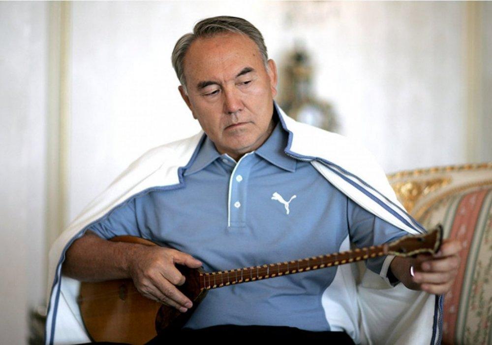 Национальный день домбры: Назарбаев подписал указ