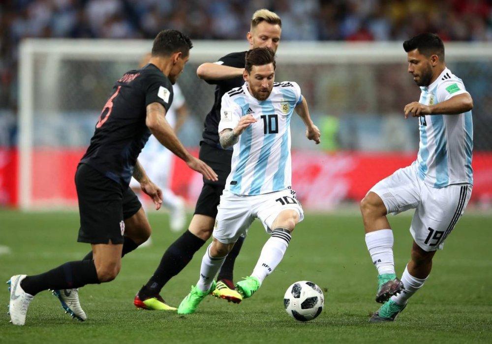 Хорватия разгромила Аргентину с Месси в составе на ЧМ-2018