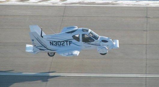 СМИ проинформировали, что вЯпонии к 2020-ому году могут появиться летающие автомобили