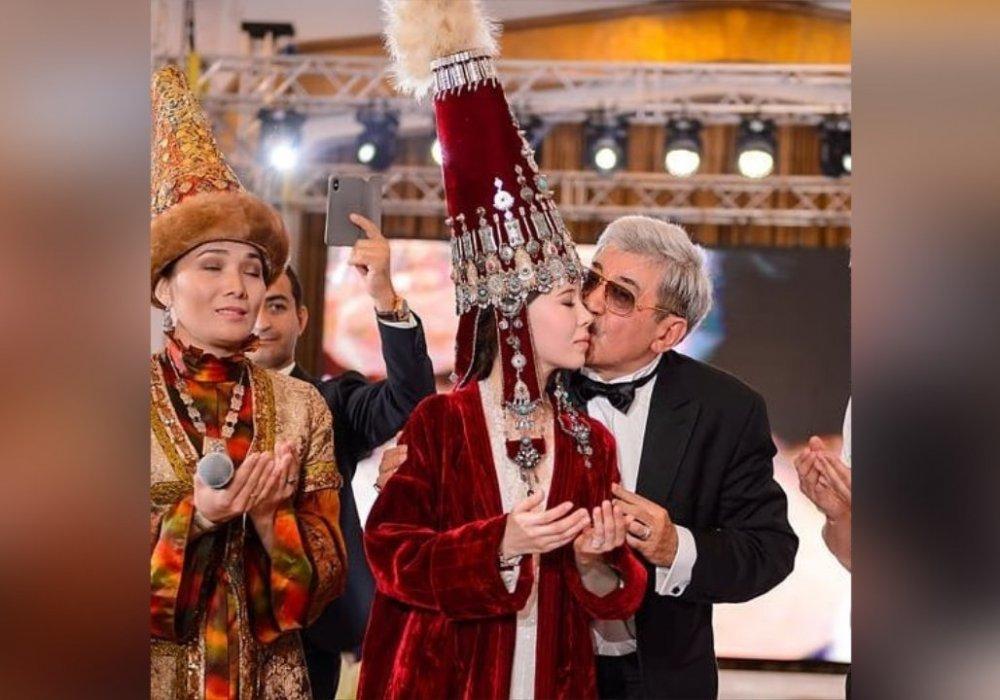 Внучка Гани Касымова вышла замуж