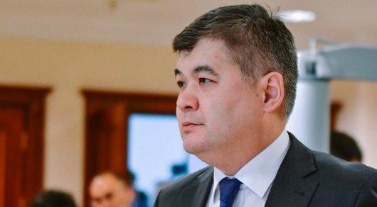 Они выезжают за границу без страховки, а потом за них платят все - министр Биртанов