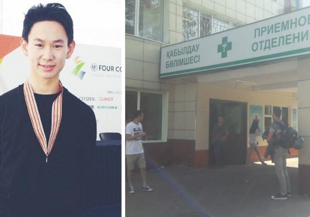 Денис Тен ранен ножом: врачи борются за его жизнь