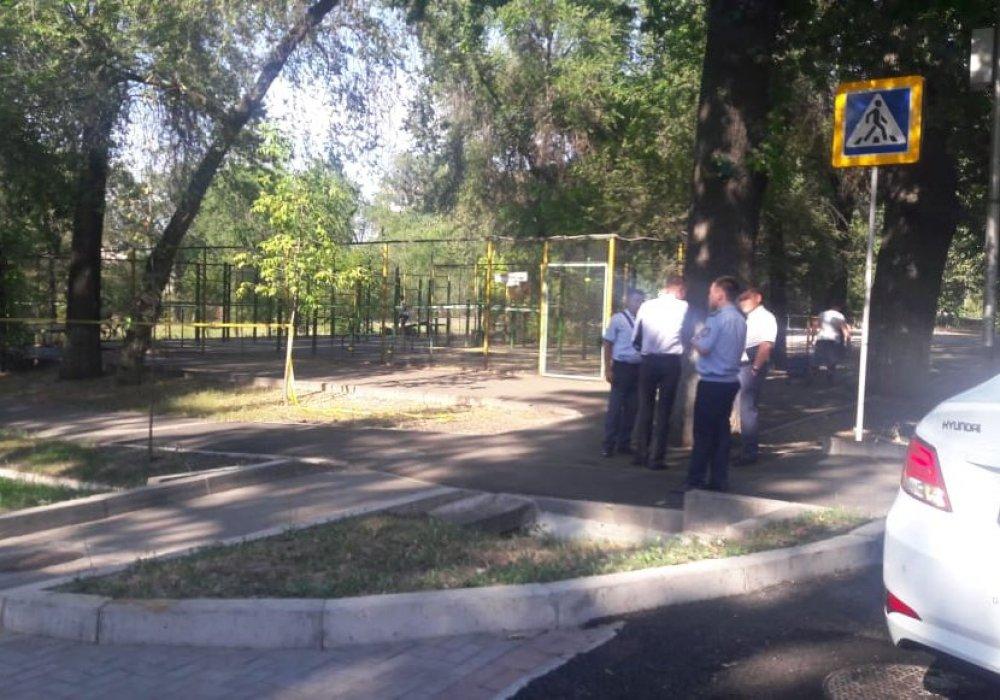 Место нападения на Дениса Тена: что происходит сейчас