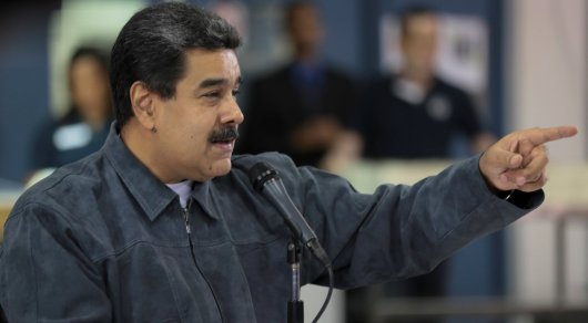 МИД Венесуэлы обвинил США вподдержке заговора против властей