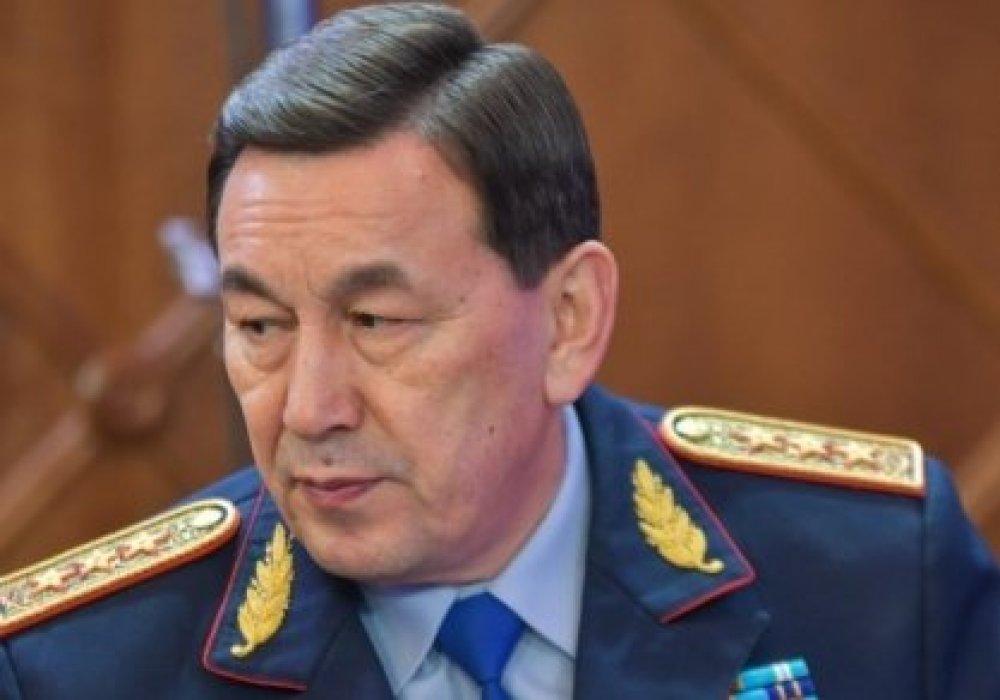 Министр Касымов ответил на вопрос о своей отставке