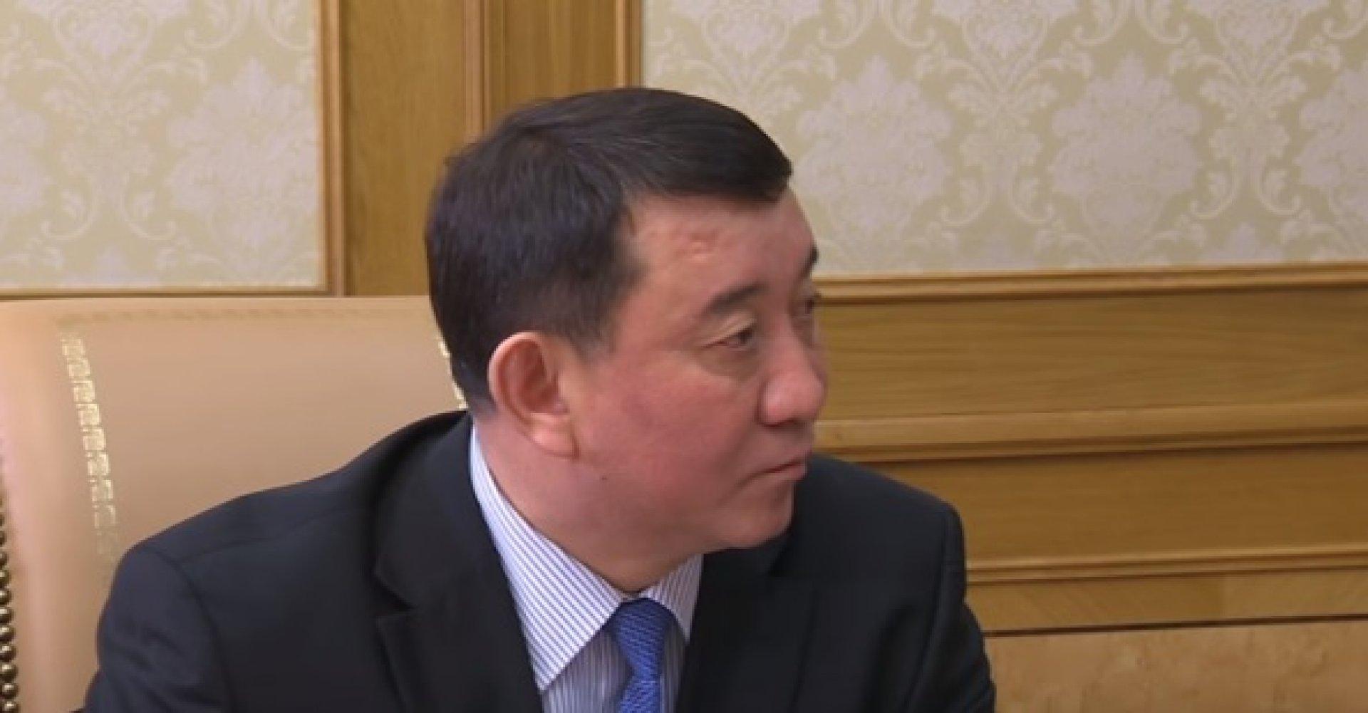 Габит Байжанов назначен секретарем Совета безопасности Республики Казахстан