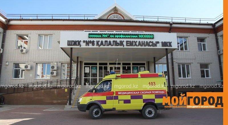 Медсестру избили и ограбили в Уральске