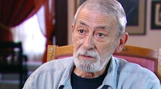 Вахтанг Кикабидзе в программе'Однажды на телеканале НТВ