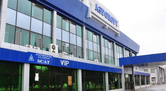 В Шымкенте найденные в самолете 111 тысяч долларов перейдут в доход государства