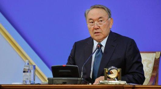 Провести налоговую амнистию поручил Нурсултан Назарбаев