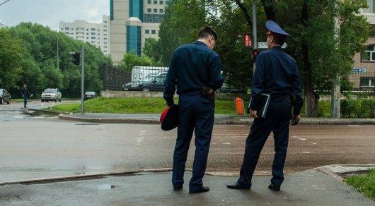 Полицейским Казахстана повысят зарплату