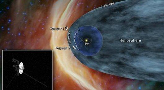 Зонд NASA приближается кграницам Солнечной системы