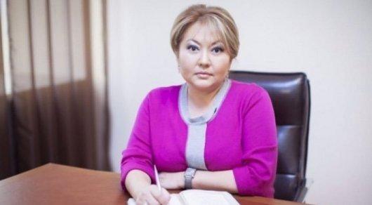 Расследование ведется в отношении вице-министра МОН Суханбердиевой