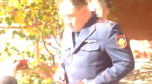 Арестован первый заместитель начальника ДВД на транспорте (ВИДЕО)