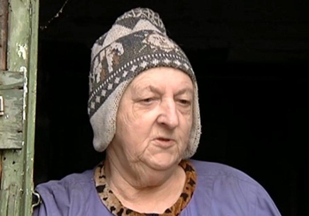 Дом алматинской пенсионерки сносят из-за развязки. Его оценили всего в четыре миллиона