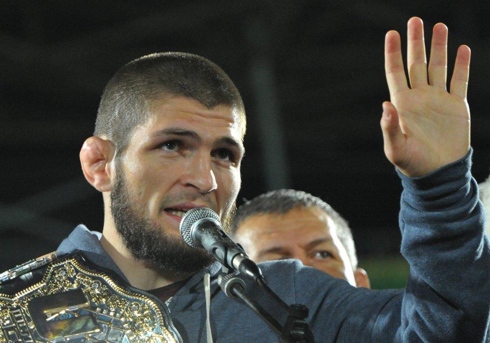 Хабиб Нурмагомедов пригрозил UFC разрывом контракта