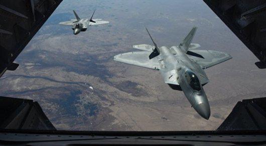 Жертвами авиаударов коалиции США вСирии стали 62 мирных жителя