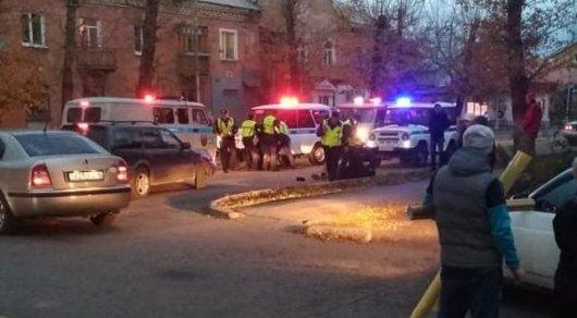 Стрельба в центре Усть-Каменогорска: в полиции рассказали подробности