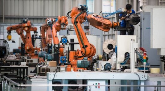 ABB построит в«Поднебесной»  фабрику, накоторой роботы будут делать роботов