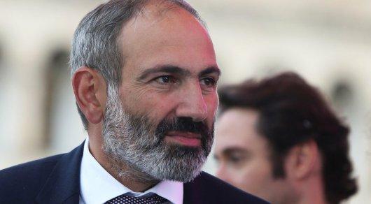 Пашиняна вновь выдвинули напост премьера Армении