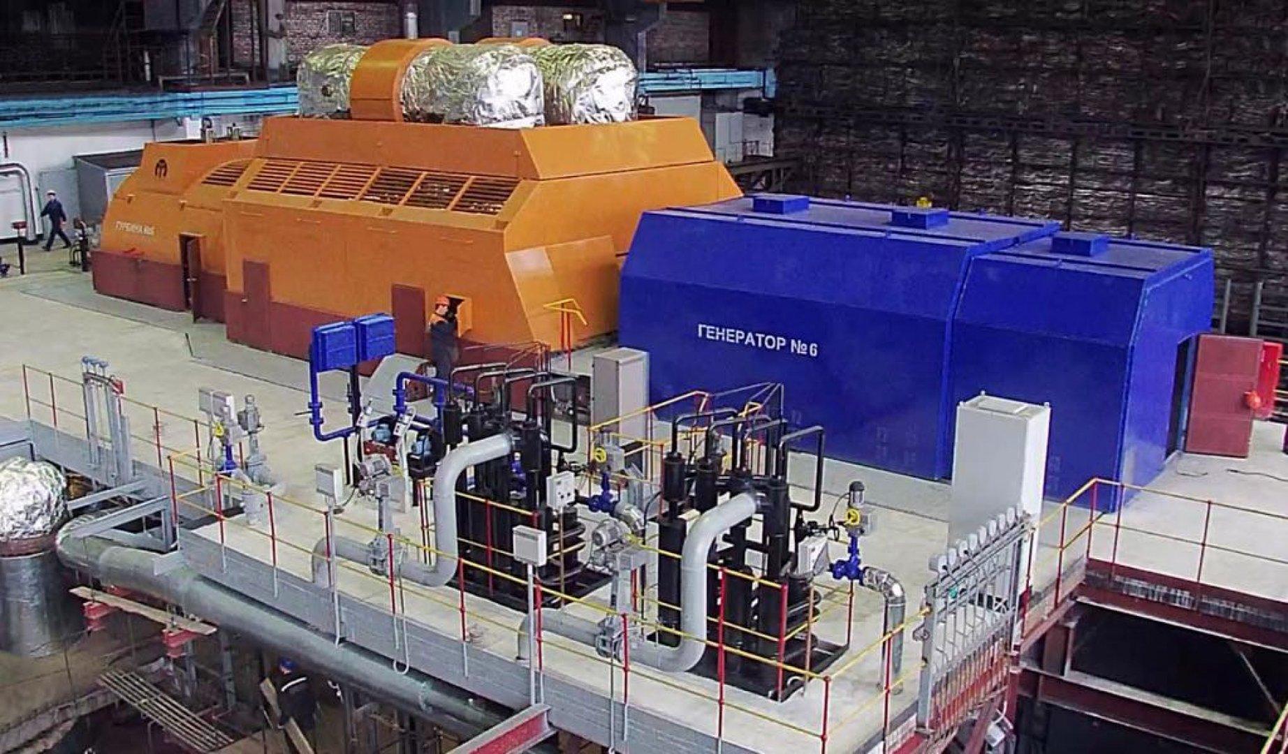 Установленная мощность Павлодарской ТЭЦ-3 увеличилась до 555 МВт