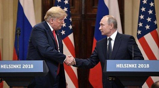 Трамп пригрозил отменить встречу с Путиным на G20 после инцидента у Крыма