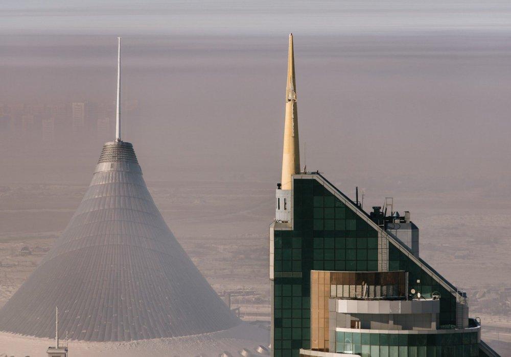 Причину смога в Астане объяснили экологи