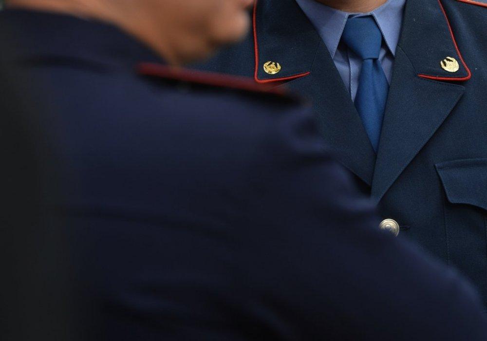 450 чиновников сократят в МВД Казахстана