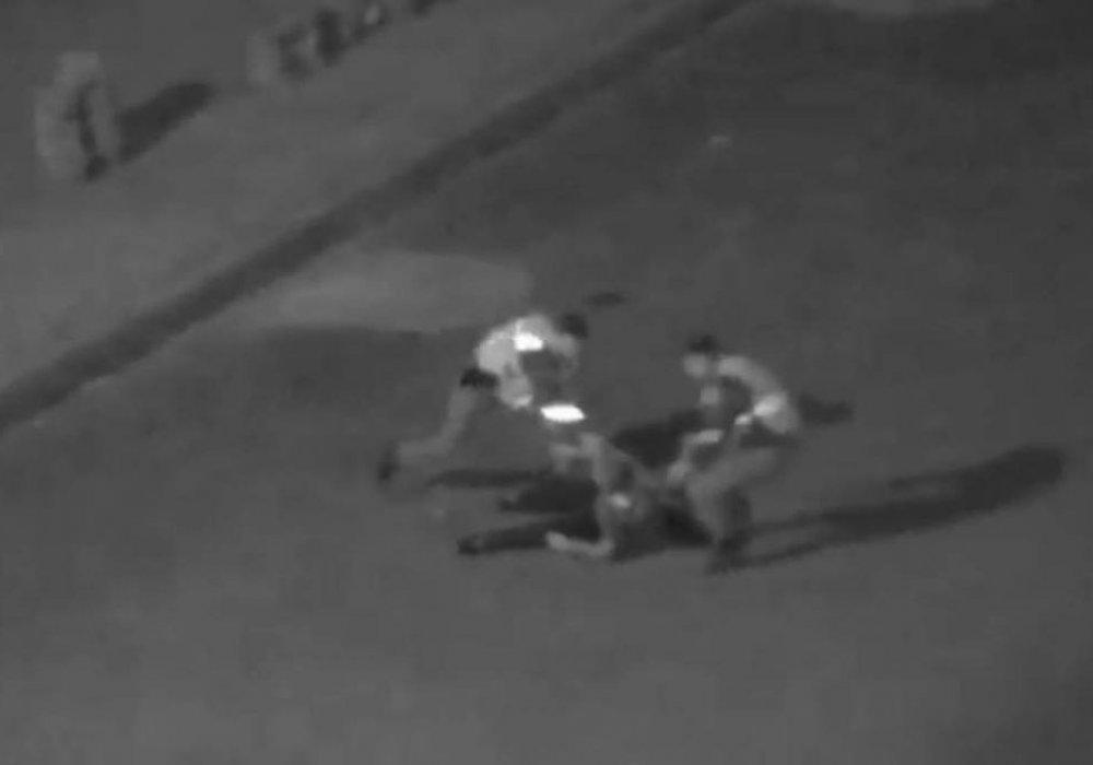 Насильника в Актау задержали с помощью камер видеонаблюдения