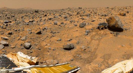 Запись NASA: Как звучит ветер наМарсе