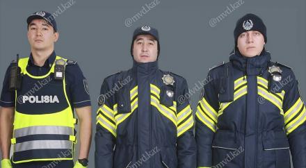 Ерлан Тургумбаев отложил внедрение новой полицейской формы
