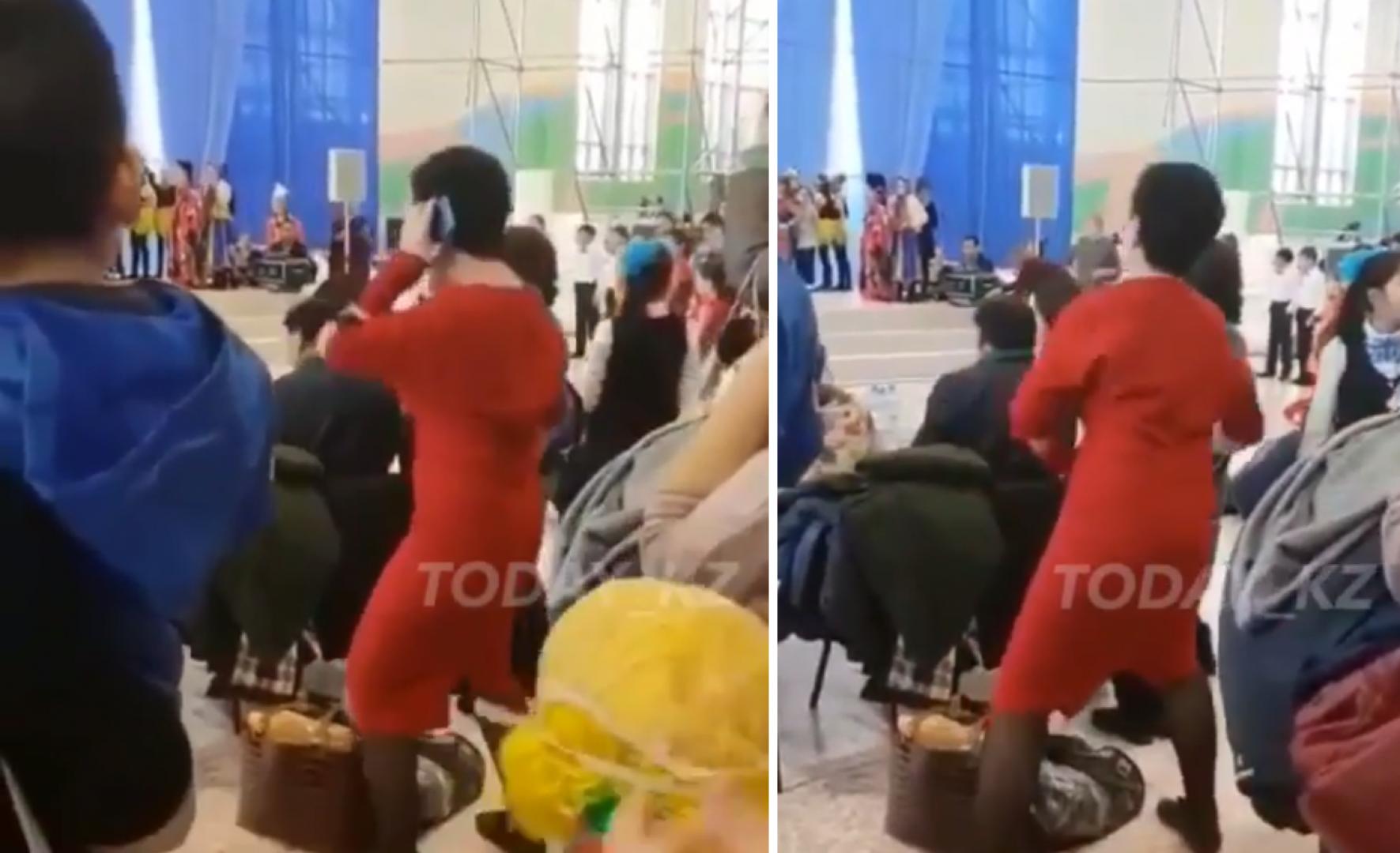 Новое видео с покорившей Казнет воспитательницей появилось в сети (ВИДЕО)