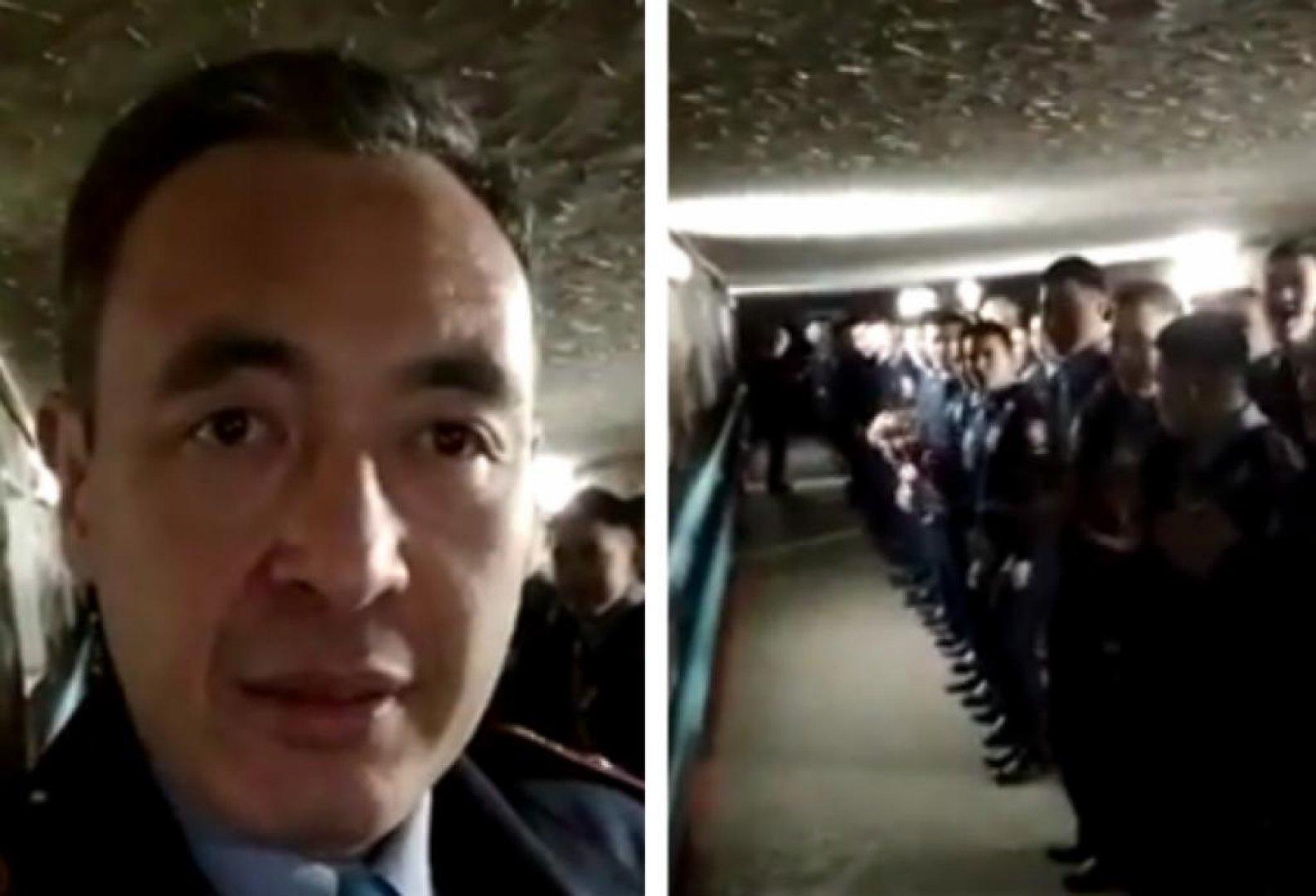 """""""Братва в погонах"""": В МВД прокомментировали скандальное видео"""