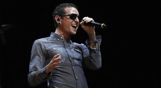 Вглобальной web-сети  опубликовали посмертную песню лидера группы Linkin Park Честера Беннингтона